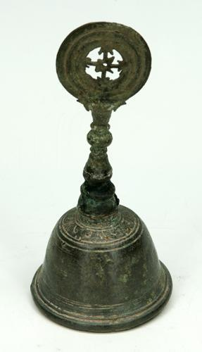 Handbel [ghanta], Priester-bel [Indo-Javaans]