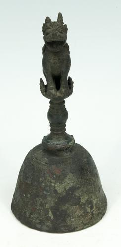 Handbel [ghanta], Priester-bel [Oost Javaanse periode]