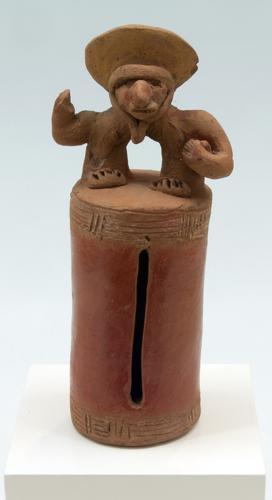 Trommelaar (figuur), Chibcha-cultuur