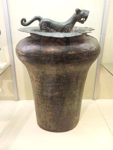 Slagklok type Chun Yu