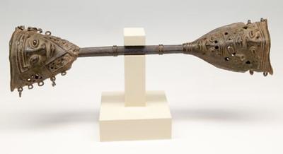 Bel (dubbelbel) of Handratel