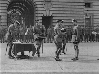 WAR OFFICE OFFICIAL TOPICAL BUDGET 318-2 [Main]