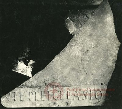 Inscription from Rome, Crypta s.Cornelii - ICVR IV, 9429