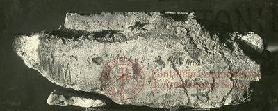 Inscription from Rome, Coem. anonymum ad viam Appiam - ICVR IV, 11745