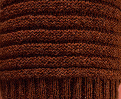 Man's slipover, hand-knitted wool, designed by Joe Casely-Hayford, United Kingdom, 1994, Autumn/Winter 1994.