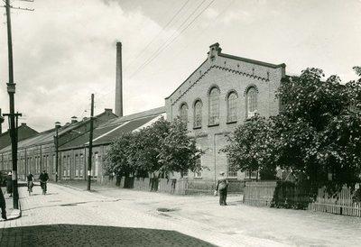 A/S Forende Papirfabrikker,.juli 1942