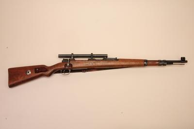 Skarpskyttergevær 7,92x57 Mauser K98k