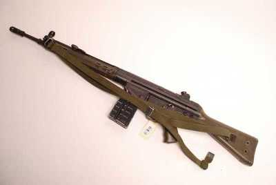 Automatgevær 7,62x51 AG3