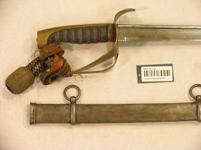 Kavallerioffisersabel M1857