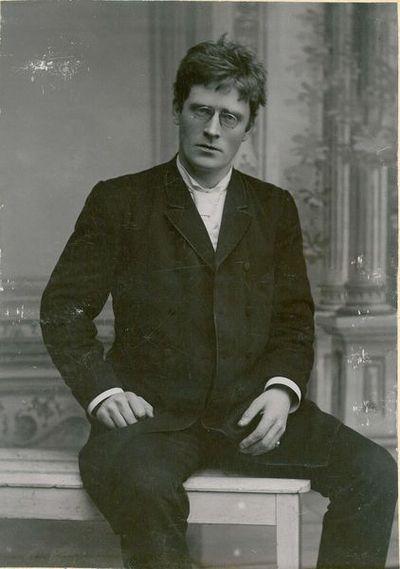 Knut Hamsun i Kristiansund