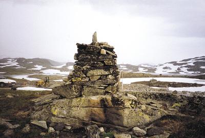 Varderekke over Sognefjellet