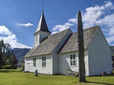 Gjerde kyrkje