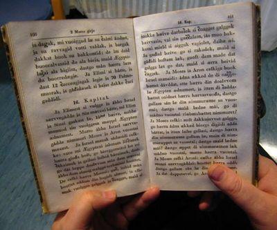 Samisk bibelhistorie