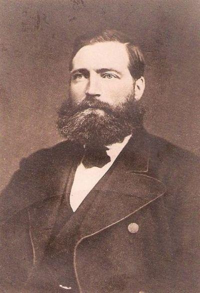 Min tippoldefar Peder Olsen Dyrdal