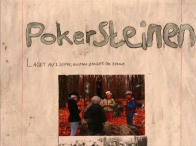 Pokersteinen