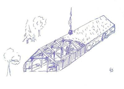 Langhuset i Øksendal - En romertids bebyggelse