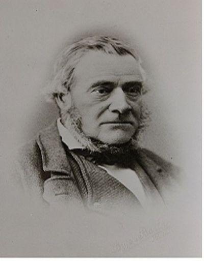 Ralph King, den engelske keiser'n på Grundsetbanen