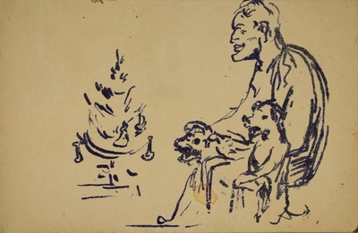 Edvard Munchs juleminne