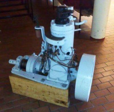 Vestsmøla-motoren
