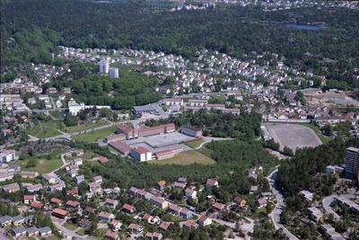 Isbane på Idda Arena