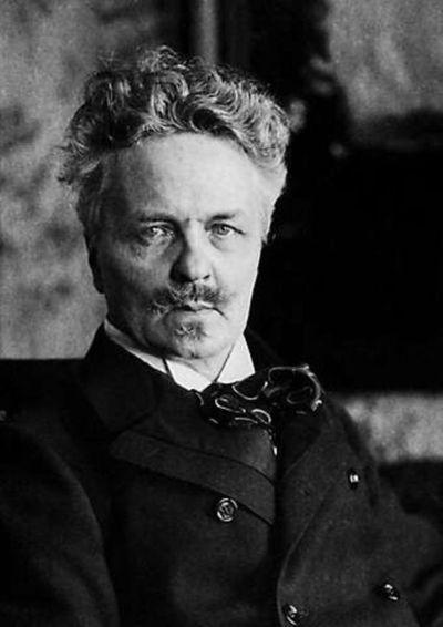 August Strindberg og Oslomanuskriptet
