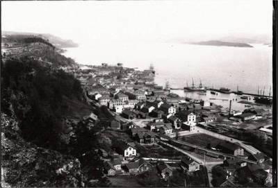 Starten på håndverkvirksomhet i Holmestrand