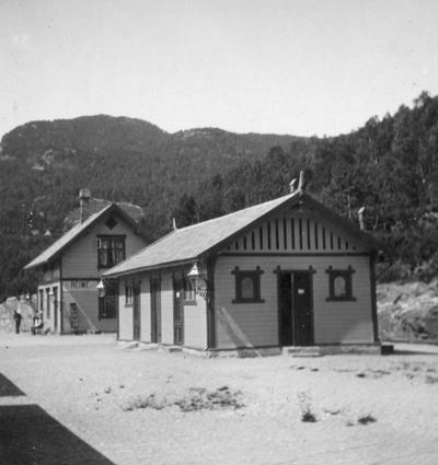 Reimegrend stasjon