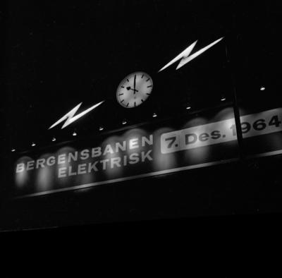 Elektrifisering av Bergensbana