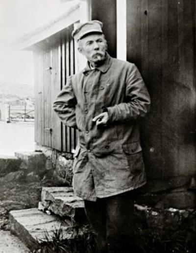 Då Garborg ikkje fekk Nobelprisen