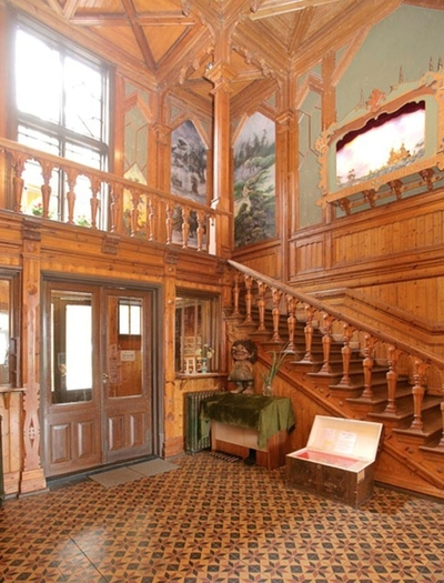 Villa Fridheim, en arkitektonisk perle