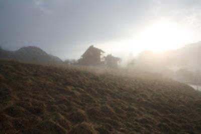 Jordbruket si framvekst på Kavli i Isfjorden