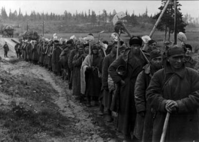 Marit og Liv forteller - del 1 De første krigsåra