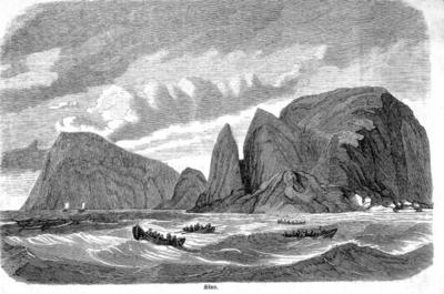 Vårsildfisket i Kinn på 1800-talet