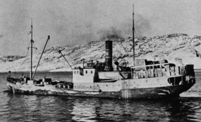 DS Narvik - om et dramatisk krigsforlis i mars 1944