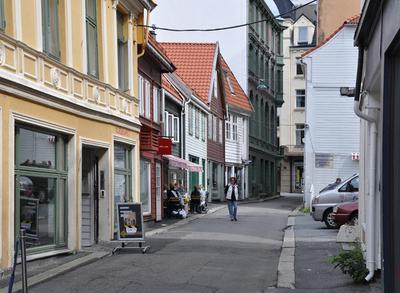 Vågsbunnen - en bydel i middelalderbyen Bergen