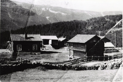 Grohaug, 59.23, i Hemsedal, 1945-1950