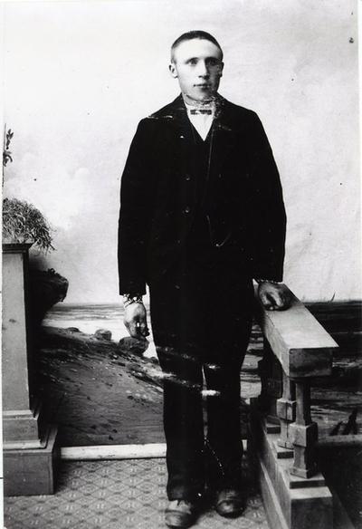 Olav Jordheim (1884-1954), kalla Kælve-Olaf.