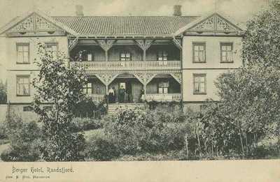 Berger Hotel Randsfjord