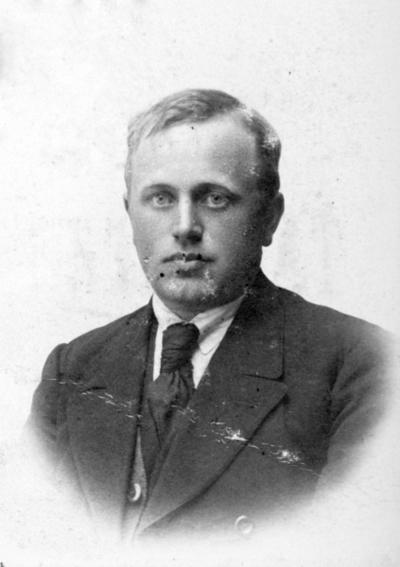 Kristian Kristiansen Lund, Stange, portrett