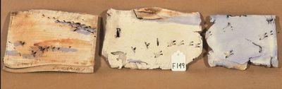 Tre fliser (Fragment III, IV, V