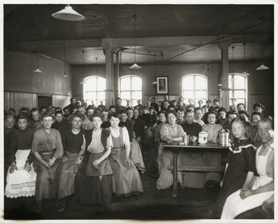 Kvindernes spisesal