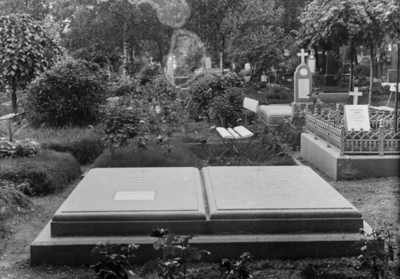kirkegård, gravmonumenter