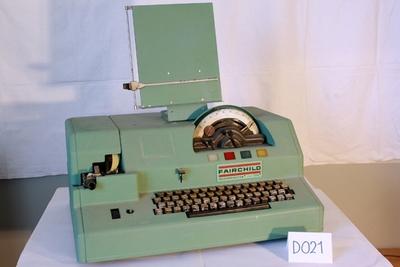 Teletypesetter