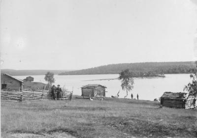 Skolteboplass på Nakholmen, Vaggetem, Pasvik juli 1897
