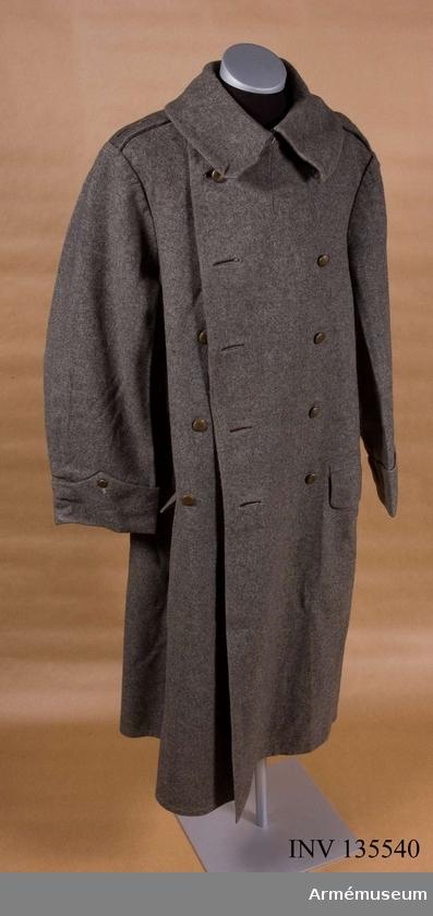 Kappa m/1910-23, Kappa m/1910-23 för trängen :