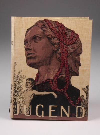 Jugend. Münchner illustrierte wochenschrift für kunst und leben. Band I
