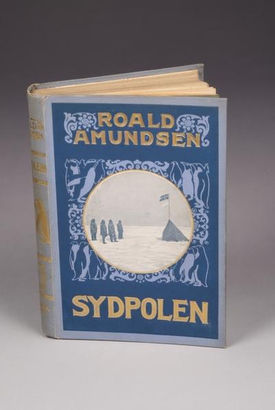 Sydpolen. Den norske sydpolsfærd med Fram 1910-1912. Bind II
