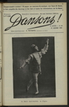 Dansons, n. 22, janvier 1923