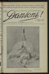 Dansons, n. 23, février 1923
