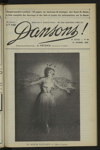 Dansons, n. 24, février 1923